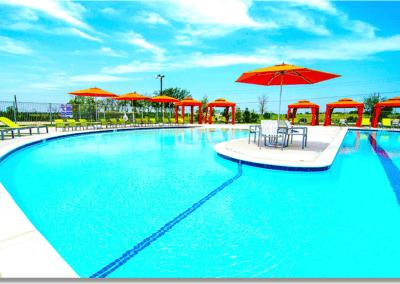 Oasis Tennis & Beach Club